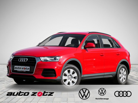 Audi Q3 1.4 TFSI ultra misanorot