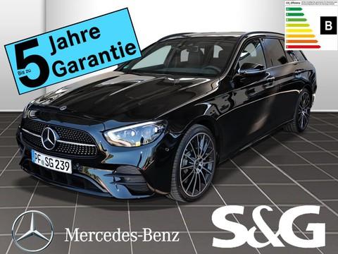 Mercedes-Benz E 400 d T AMG Night MBUX ° M