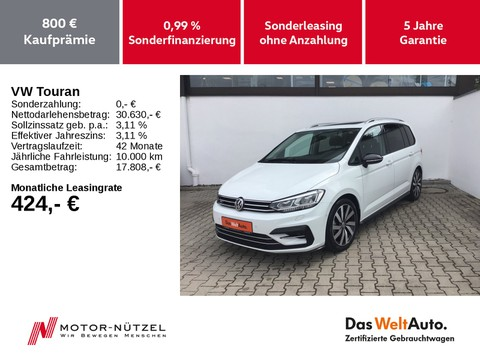 Volkswagen Touran 1.5 TSI R-LINE EXT 5JG 7