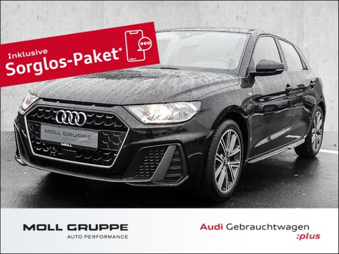 Audi A1 Sportback 30 TFSI S line CONNECT