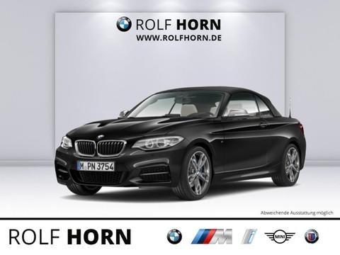BMW M235i Cabrio RKam H&K M Sportpaket Ledr