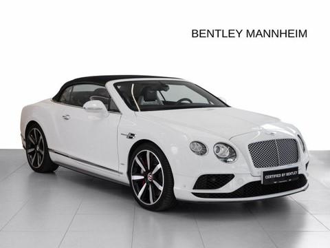 Bentley Continental GTC V8 S - Mulliner - Comfort