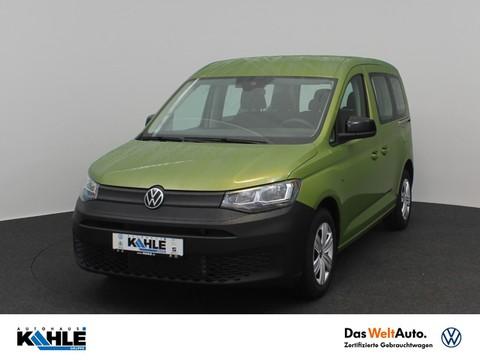 Volkswagen Caddy 2.0 TDI -Vorb