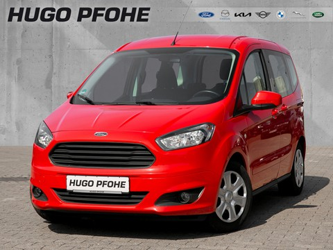 Ford Tourneo Courier 1.0 EcoBoost 1