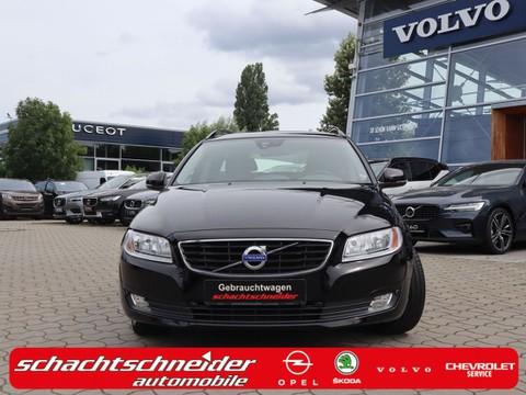 Volvo V70 D3 Geartr Linje Svart