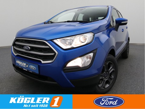 Ford EcoSport Cool&Connect 100PS