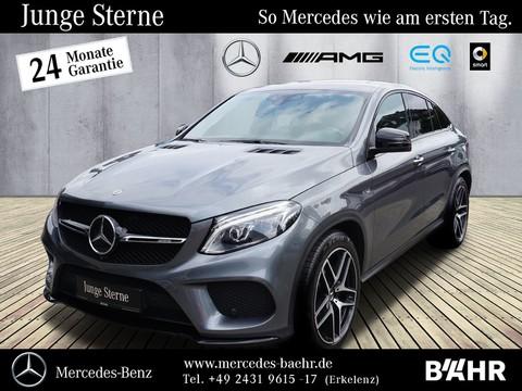 Mercedes-Benz GLE 43 AMG Coupé Night