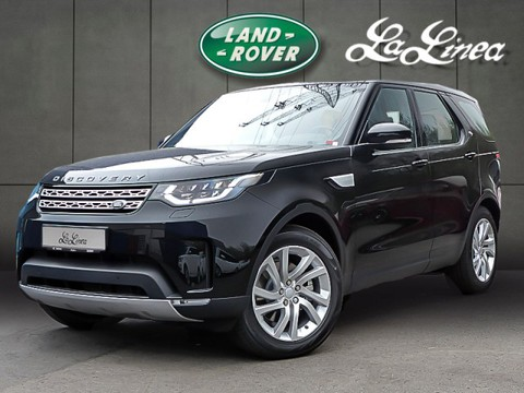 Land Rover Discovery SD4 HSE Off