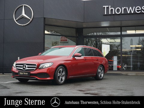Mercedes-Benz E 200 d T AVANTGARDE DESIGNO