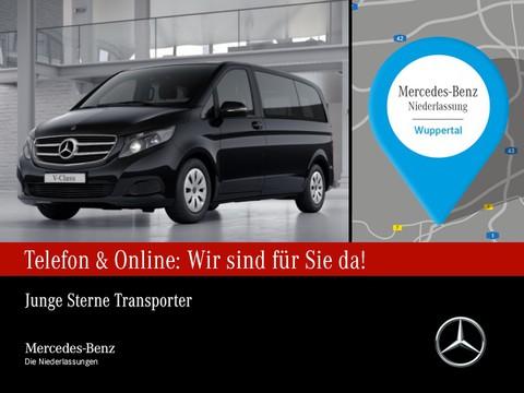 Mercedes-Benz V 200 d Kompakt RISE Komfortsitze