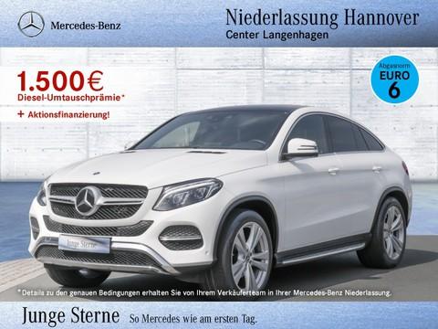 Mercedes GLE 350 Cp d Exclusive