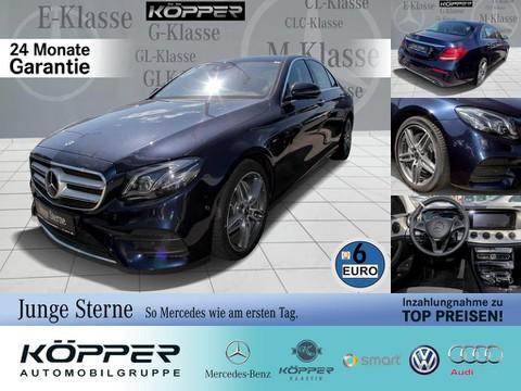 Mercedes-Benz E 250 AMG Edition Line Exterieur