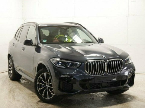 BMW X5 xDrive30d Sitzbelüftung