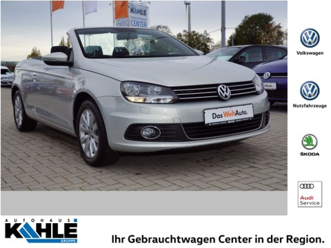 Volkswagen Eos 1.4 TSI El