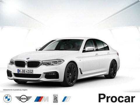 BMW 520 d M Sportpaket HIFI RFT