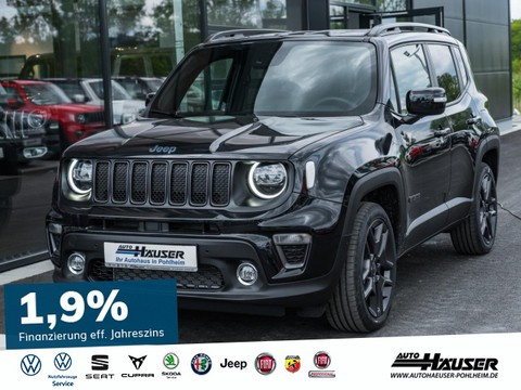 Jeep Renegade S 240PS 4xe S KENWOOD 19