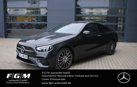 Mercedes-Benz E 450 AMG MBUX Night ° KeyGo