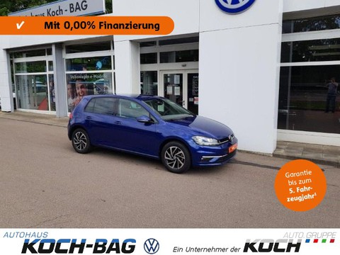 Volkswagen Golf VII JOIN Std-Hz Car-Net TFL
