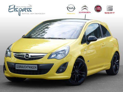 Opel Corsa 1.4 OPC D Edition PARKP