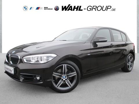 BMW 118 d xDrive Sport Line  