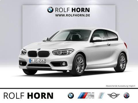 BMW 116 7.6 d Advantage ehem UPE 320 EUR