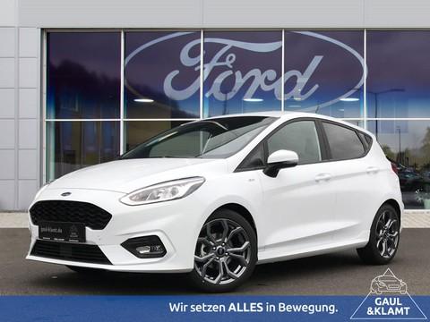 Ford Fiesta ST Line #MHEV #Hybrid # #Ecoboost