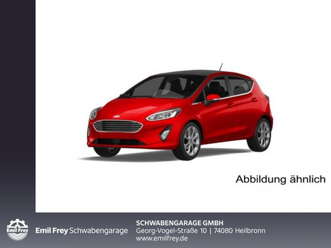 Ford Fiesta 1.1 COOL&CONNECT 55ürig