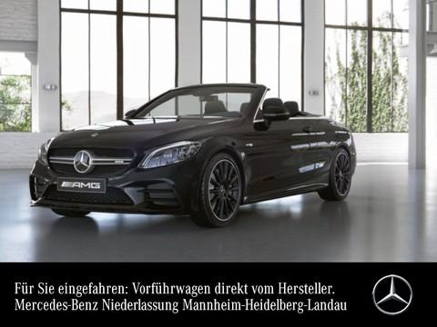 Mercedes-Benz C 43 AMG Cabriolet Sportpaket