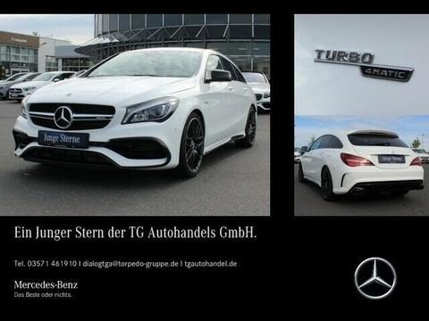 Mercedes CLA 45 AMG SB AMG PERFORMANCE ABGASANLAGE