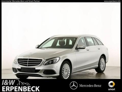Mercedes-Benz C 220 d T El Heckkl