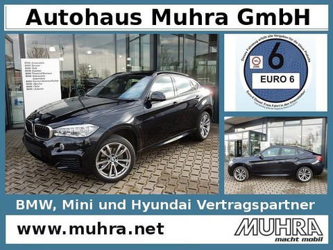 BMW X6 xDrive30dA M Sportpaket