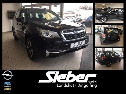 Subaru Forester 2.0 D Exclusive