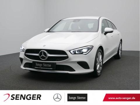 Mercedes-Benz CLA 200 SB Progressive Premium