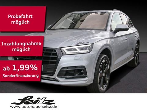 Audi Q5 sport 40 TDI quattro S line plus