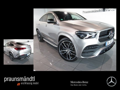 Mercedes-Benz GLE 400 d Cp AMG NIGHT DISTRO PanSD