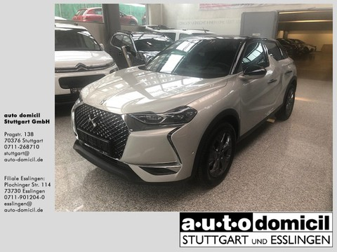 DS Automobiles DS 3 CROSSBACK So Chic BlueHDi 100 Manuell
