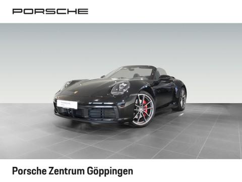 Porsche 992 (911) Carrera 4S Cabrio Sport Chrono