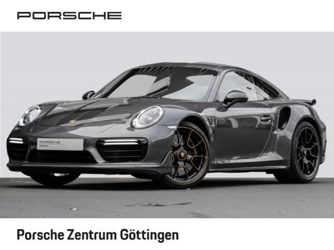 Porsche 991 (911) Turbo S Exclusive Neuzustand aus Sammlung