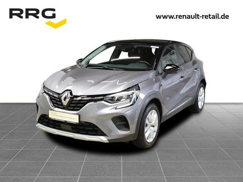 Renault Captur 1.0 2 TCE 100 EXPERIENCE