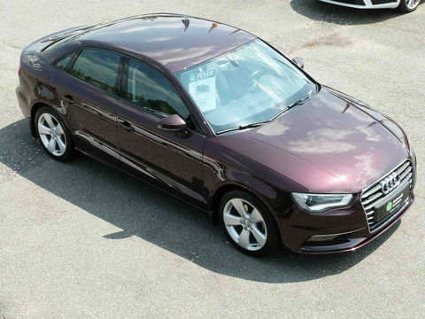 Audi A3 2.0 TDI quattro Limousine Ambition