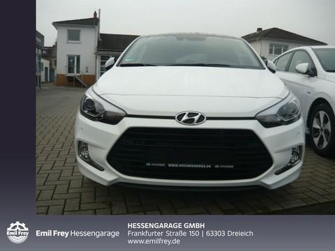 Hyundai i20 1.0 T-GDI Coupe Style Paket