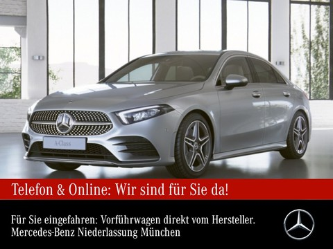 Mercedes-Benz A 220 AMG Spurhalt