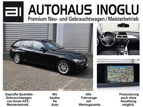 BMW 318 d Advantage ALU16 Privacy