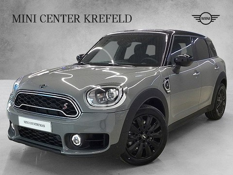 MINI Cooper S Countryman Chili Komfortzg