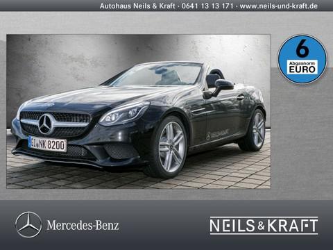 Mercedes SLC 180 (Sportpaket )