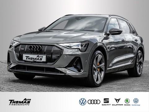 Audi e-tron S line 55 quat