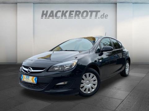 Opel Astra 1.6 J Selection Multif Lenkrad Spieg beheizbar