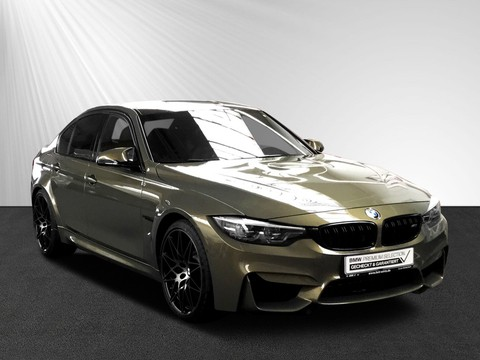 BMW M3 Competition Individual Messing HK