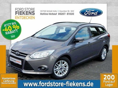 Ford Focus Edition EcoBoost
