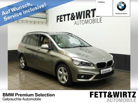 BMW 220 Gran Tourer xD Steptronic